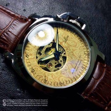 หน้าปัดนาฬิกา โมกุเม่ กาเน่
