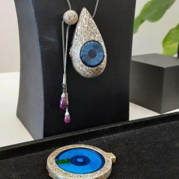 Beyond Mokume Gane Jewelry เครื่องประดับฟอกอากาศ